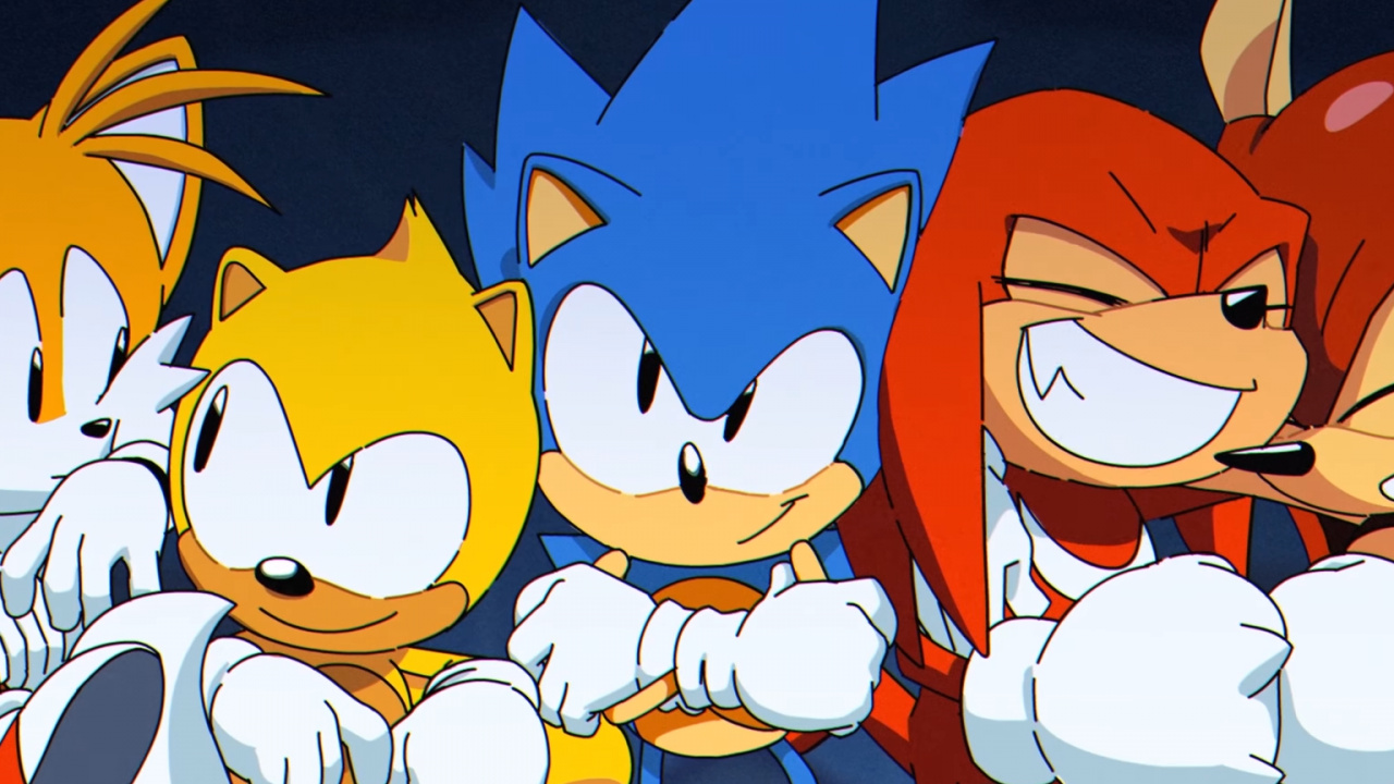Sega Wants To Take Good Care Of 2d And 3d Sonic In The Future