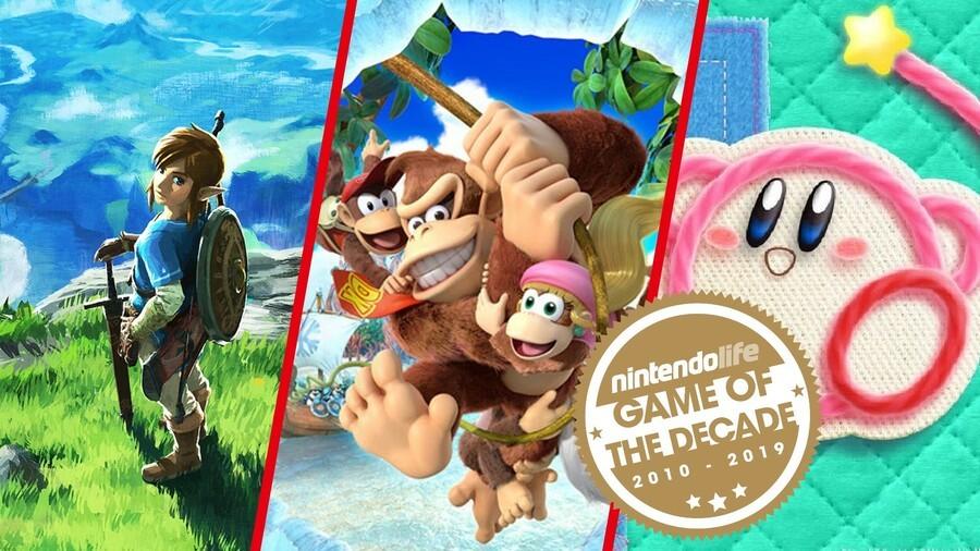 Nintendo Game Of The Decade