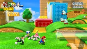 Is Mario better off alone?