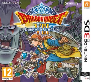 Dragon Quest Viii Journey Of The Cursed King Review 3ds