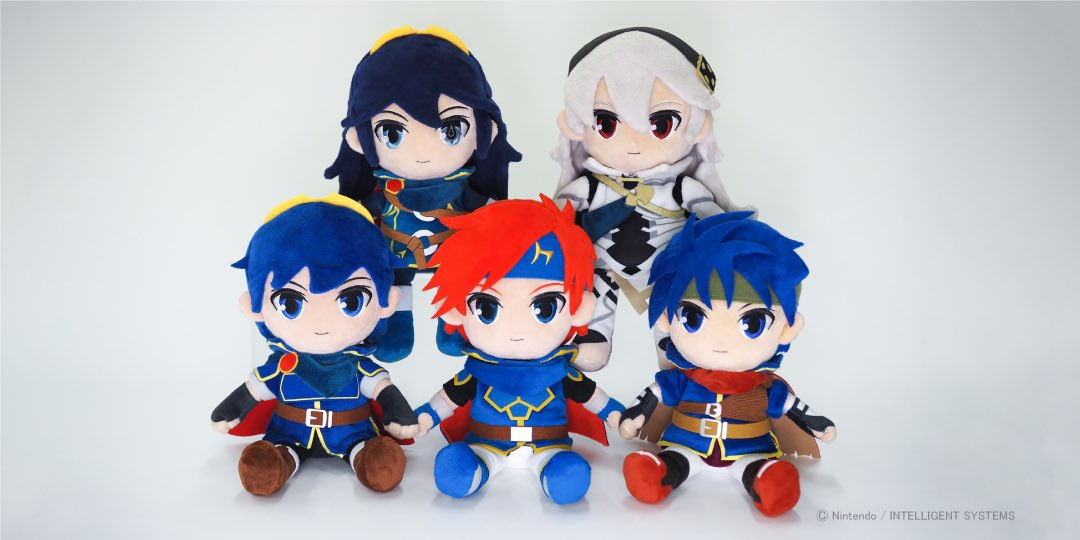 These Fire Emblem Plushies Are Simply Adorable You Guys Nintendo Life