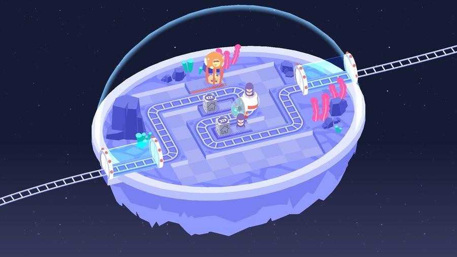 Cosmic Express Screenshot