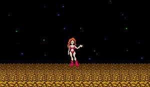 ...is one of gaming's first heroines
