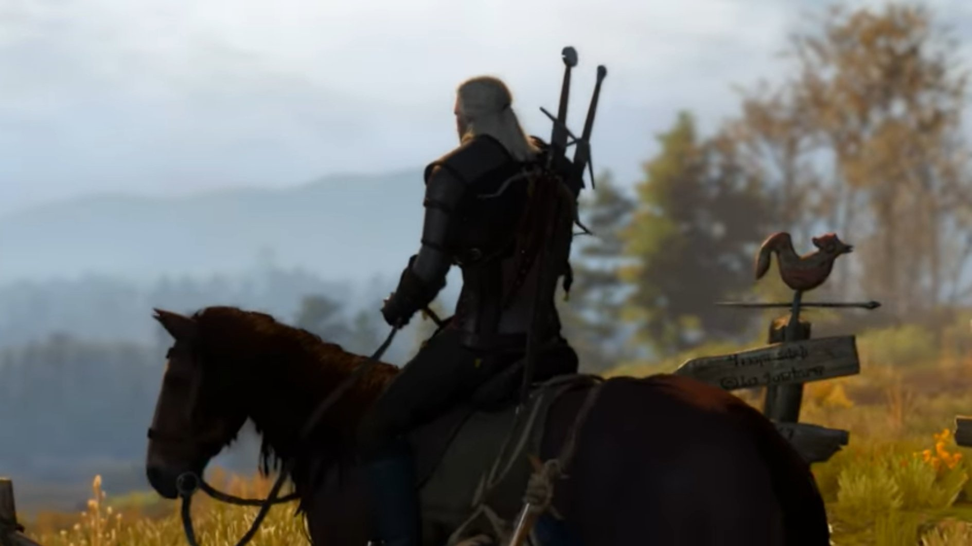 Video: Digital Foundry Delivers Its Verdict On The Witcher 3 On Switch