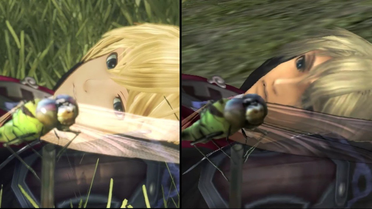 Video: Here's How Xenoblade Chronicles' Switch Remaster Compares To The Wii Original