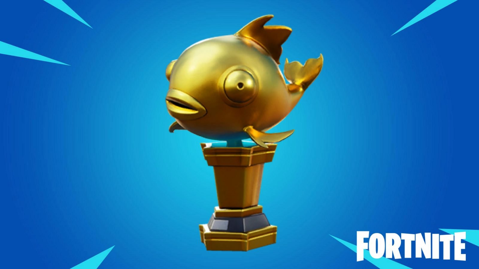 Fortnite Has Added An Ultra-Rare Golden Fish That Can Kill Opponents With One Hit