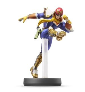 Captain Falcon amiibo