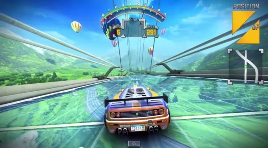 90 S Arcade Racer 1