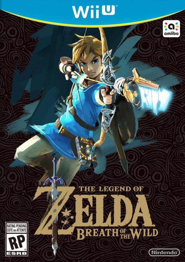 the legend of zelda breath of the wild wii u iso jpn