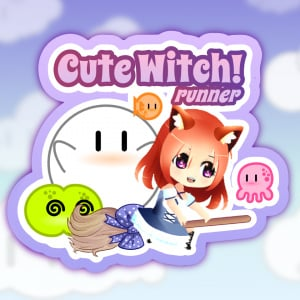 Cute Witch! Runner