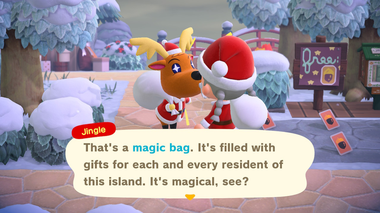Toy Day in Animal Crossing: New Horizons