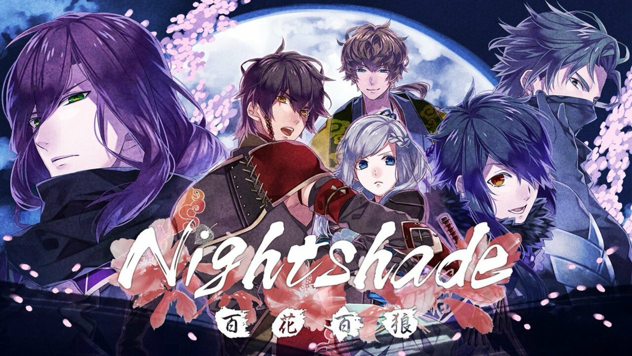Romantic Visual Novel Nightshade Is Headed To Switch This