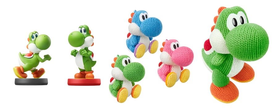 4. Dial Up The Cuteness With a Yoshi