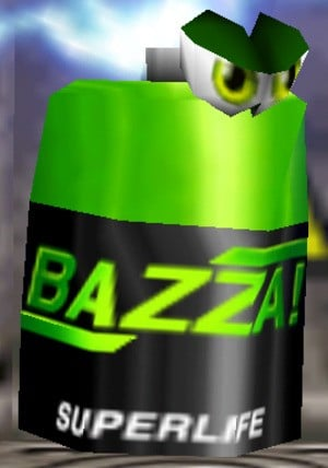 Bazza The Battery
