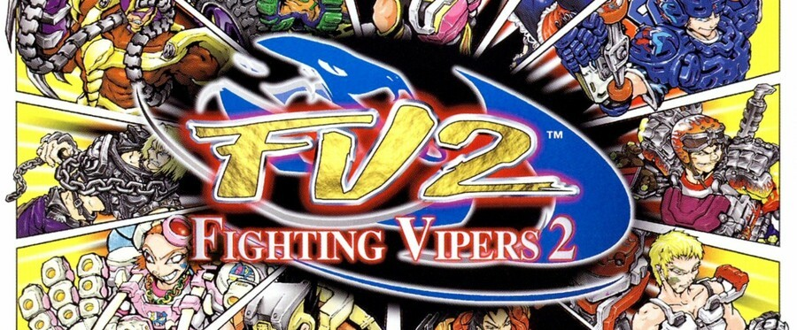 Fighting Vipers 2