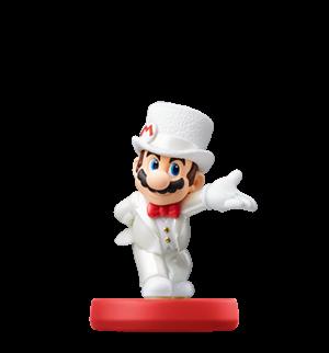 Mario Wedding Outfit amiibo