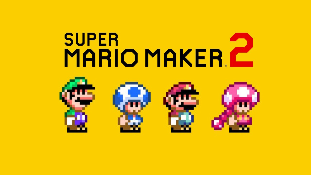 How To Play Local Multiplayer In Super Mario Maker 2 - Guide