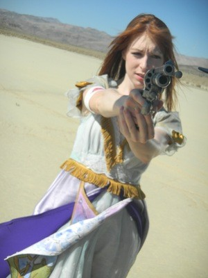 Lisa Foiles IS Princess Zelda!