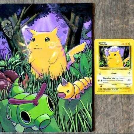 Fan art de Pokémon Lunumbra