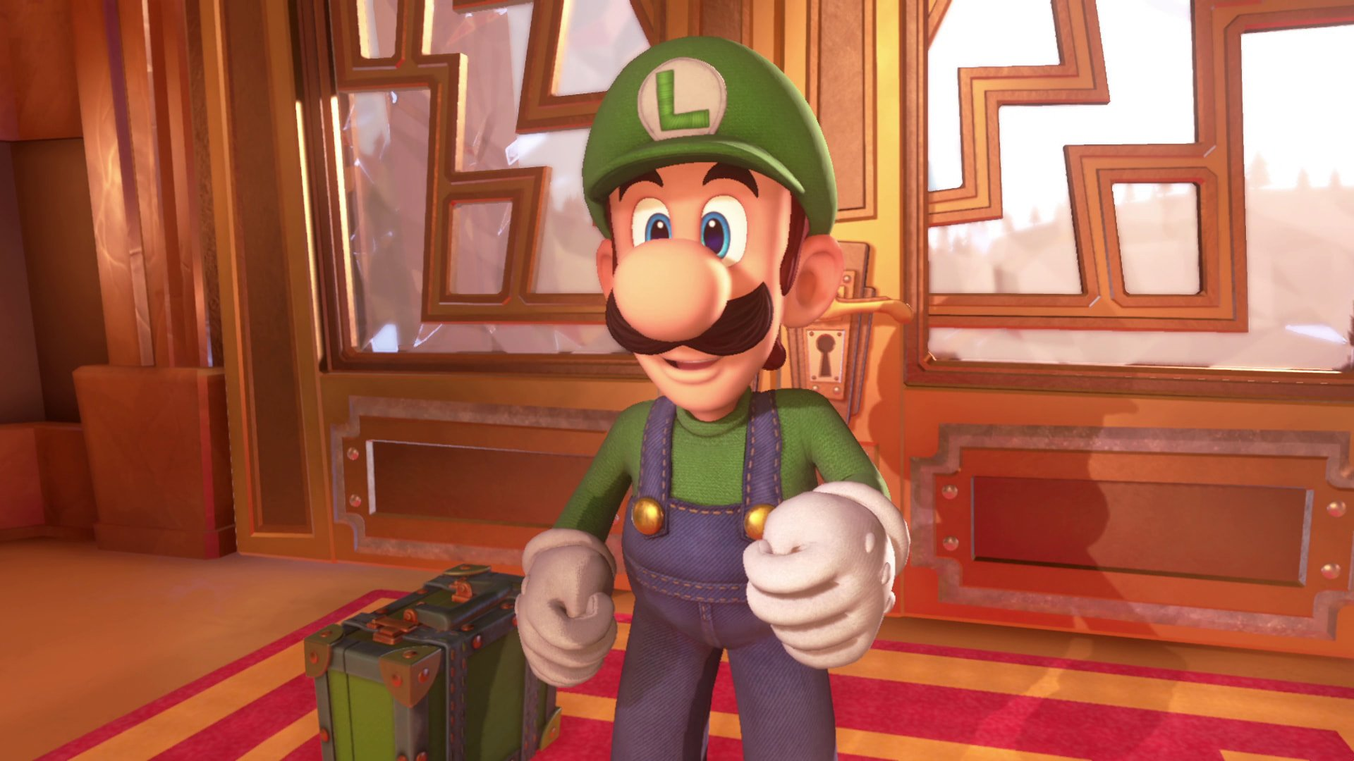 This Luigi S Mansion 3 Clip Just Melted Our Little Hearts