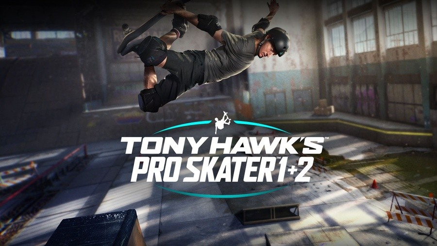 Tony Hawk's professional skateboarder