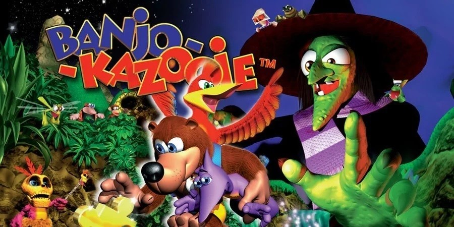 Banjo Kazooie IMG
