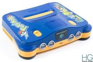 Nintendo 64 N64 Pokemon Stadium Battle Set Limited