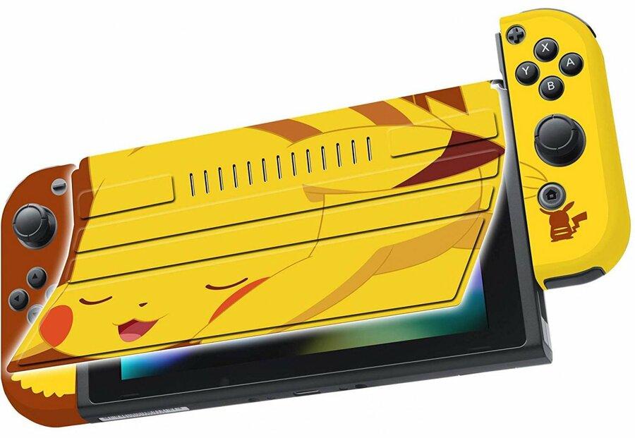 Pokemon Protector Set For Nintendo Switch Pikachu 589743.4