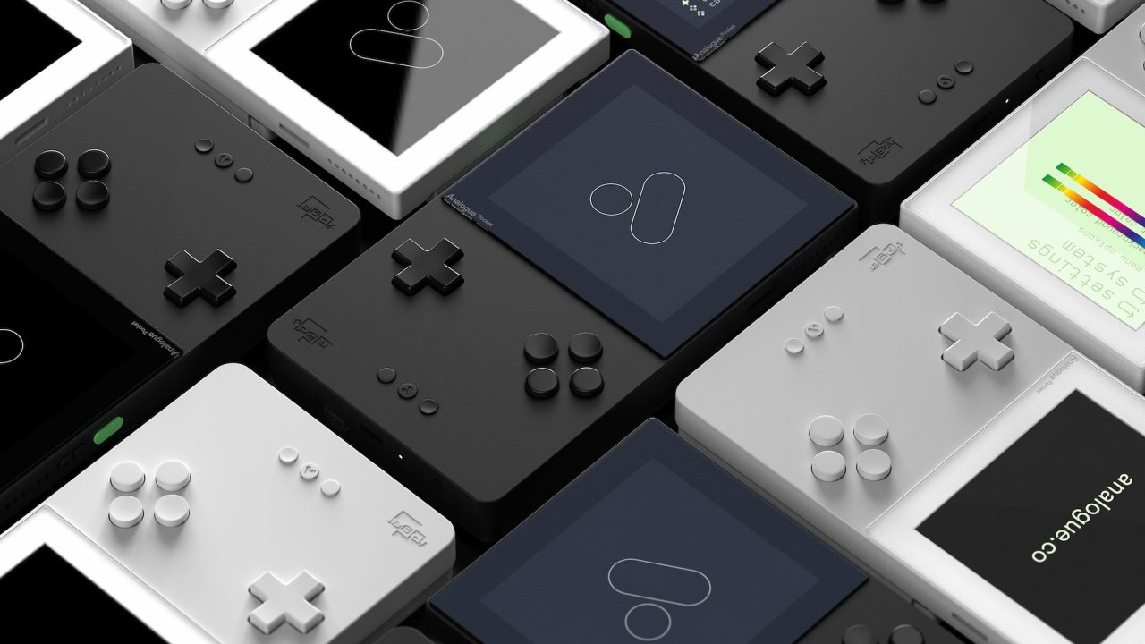 Analogue Pocket Pre-Orders Have Sold Out, But More Are On The Way