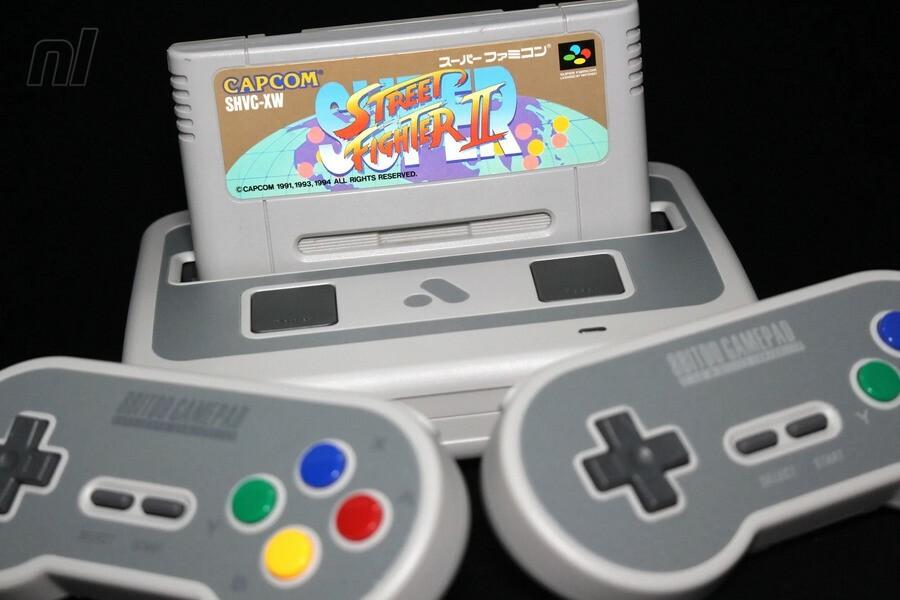 Analogue Super NT