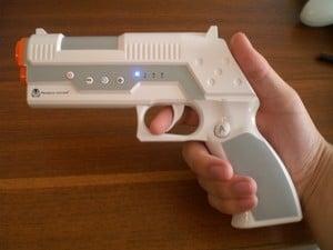All-in-one pistol