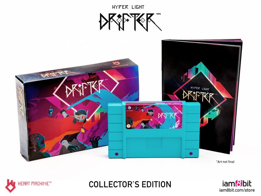 Hyper Light Drifter Collector's Edition