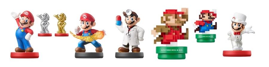 1. Pick a Mario, Any Mario