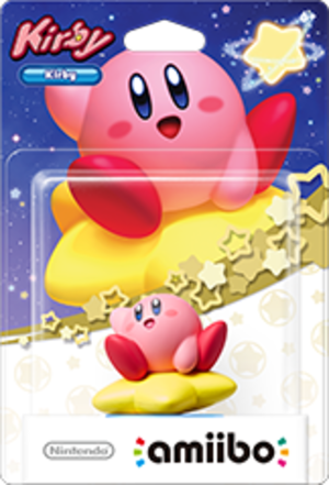 Kirby amiibo Pack
