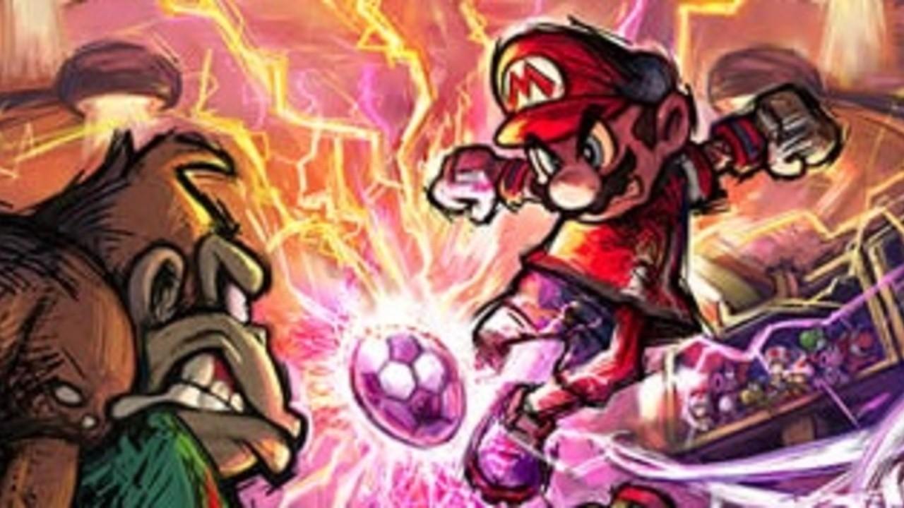 Anniversary: Japan Celebrates 15 Years Of Super Mario Strikers