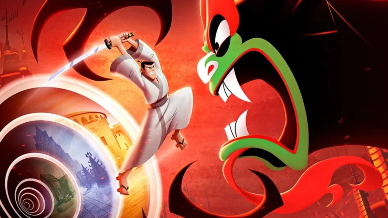 Limited Run Shows Off The Samurai Jack: Battle Through Time Collector's Edition - Nintendo Life