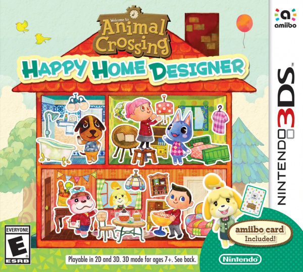 Animal Crossing: Happy Home Designer (3DS) News, Reviews