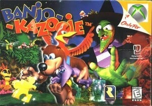 If you don't own an Xbox 360 and want to play Banjo-Kazooie it might be time to find a N64!