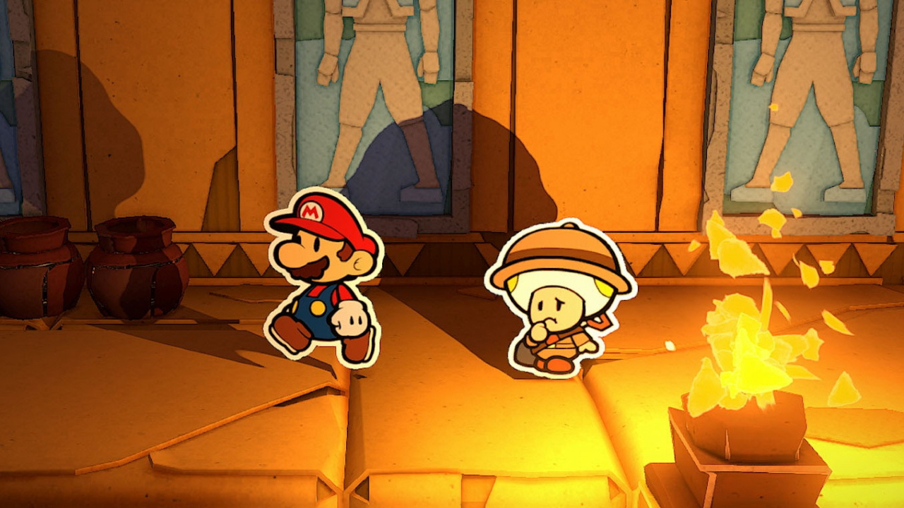 Still Not Convinced On Paper Mario: The Origami King? This Accolades Trailer Might Do The Trick