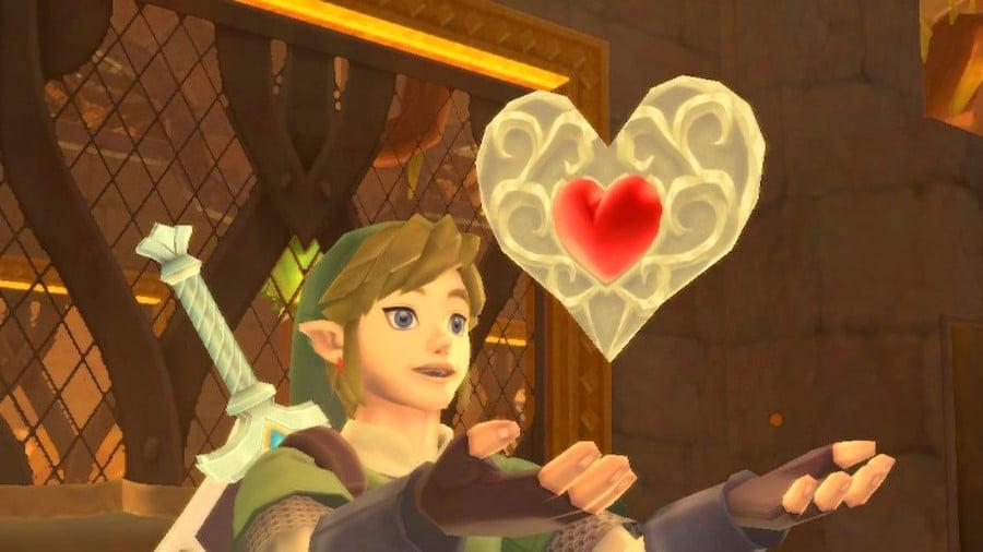 The Legend of Zelda Skyward Sword HD Heart Piece Guide