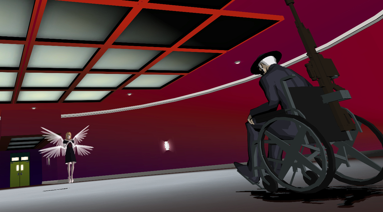 """Suda51 And Capcom Producer """"Promise"""" Killer7 Extended Console Cut"""