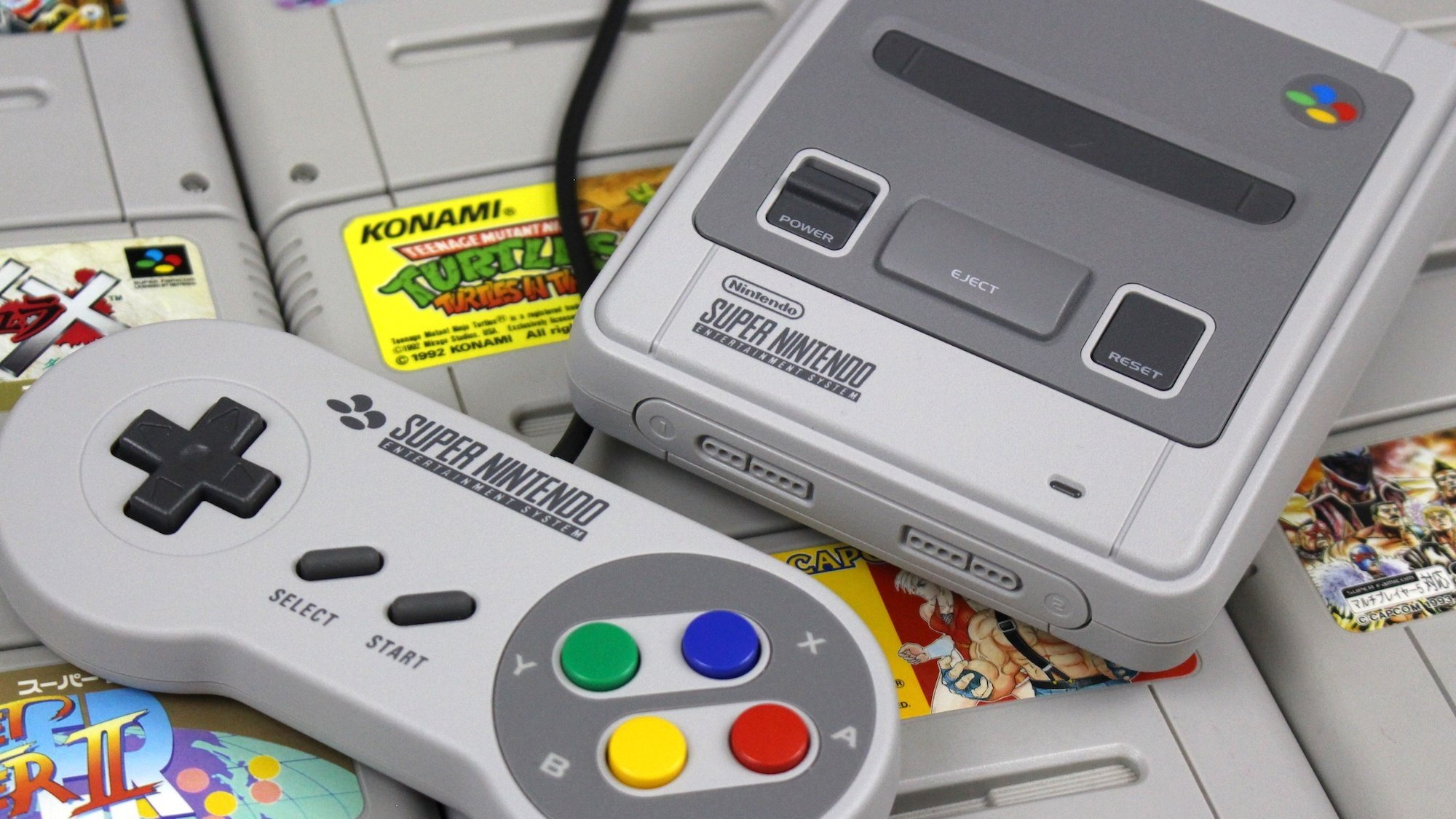 All Secret SNES Data Has Just Been Removed From Nintendo