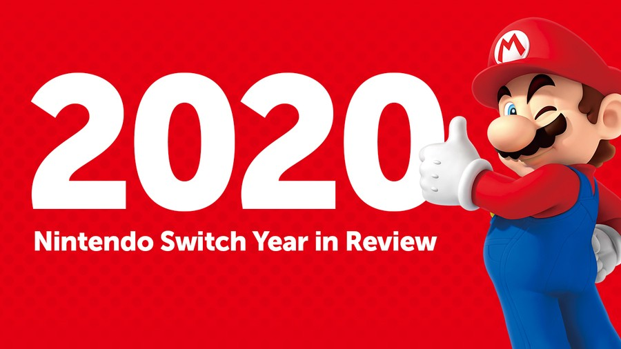 Nintendo Switch Year in Review