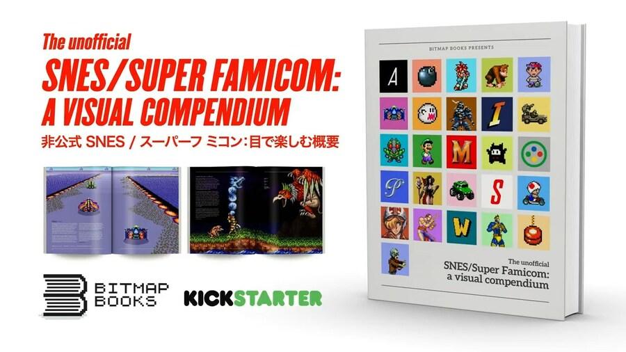 The unofficial SNES/Super Famicom a visual compendium