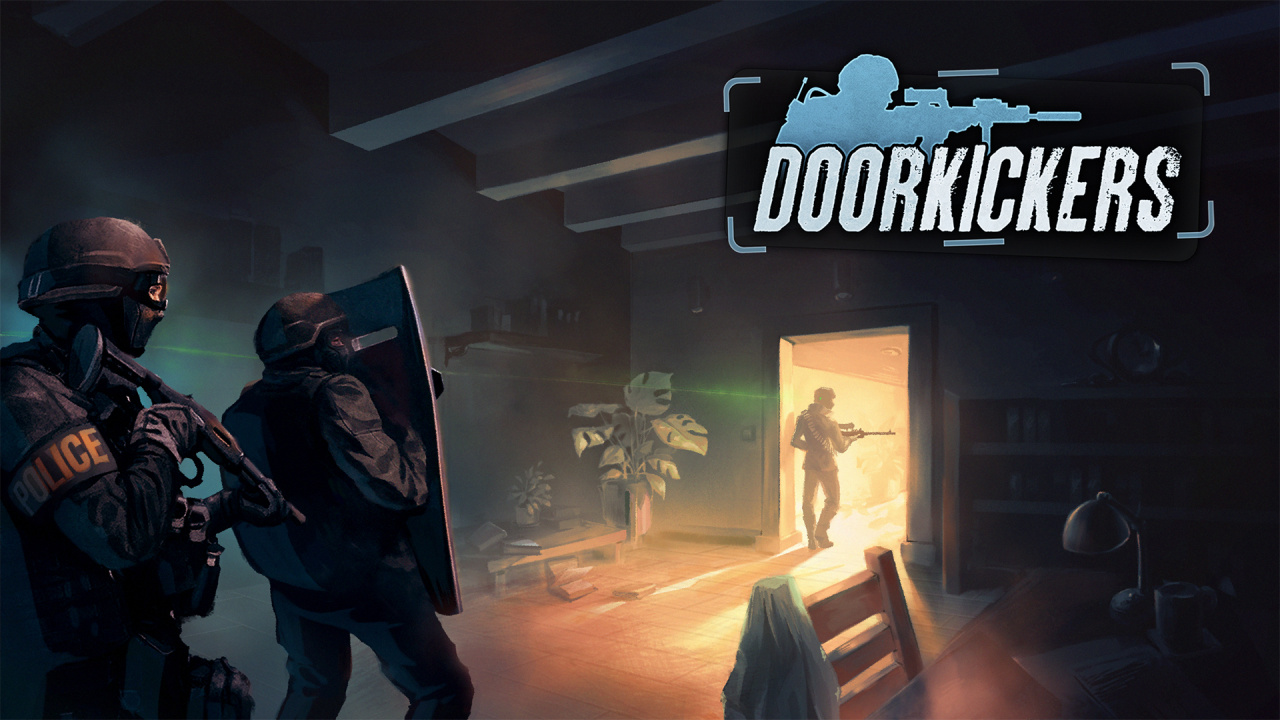 Mini Review: Door Kickers - A Tough Tactical Take On That Old FPS Trope