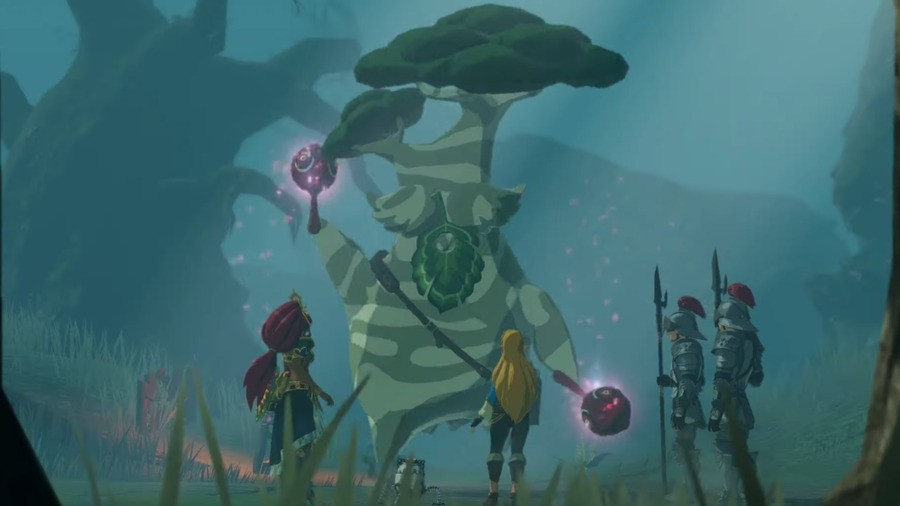 Hestu Hyrule Warriors