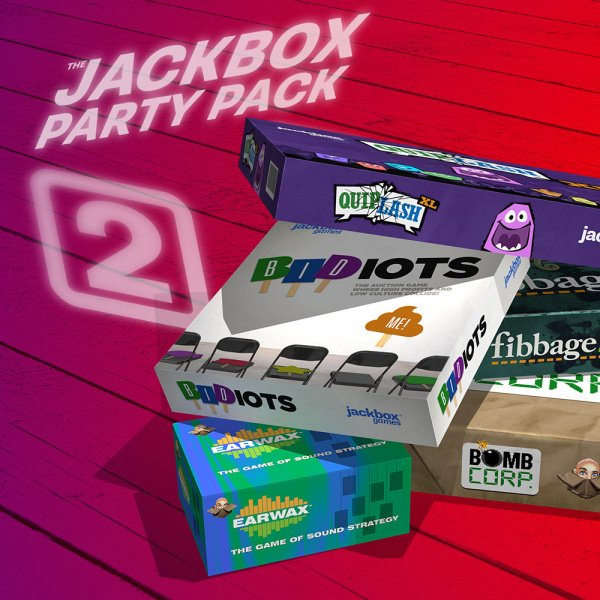 The Jackbox Party Pack 2 Review (Switch eShop) | Nintendo Life