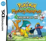 Pokémon Mystery Dungeon: Explorers of Sky (DS)