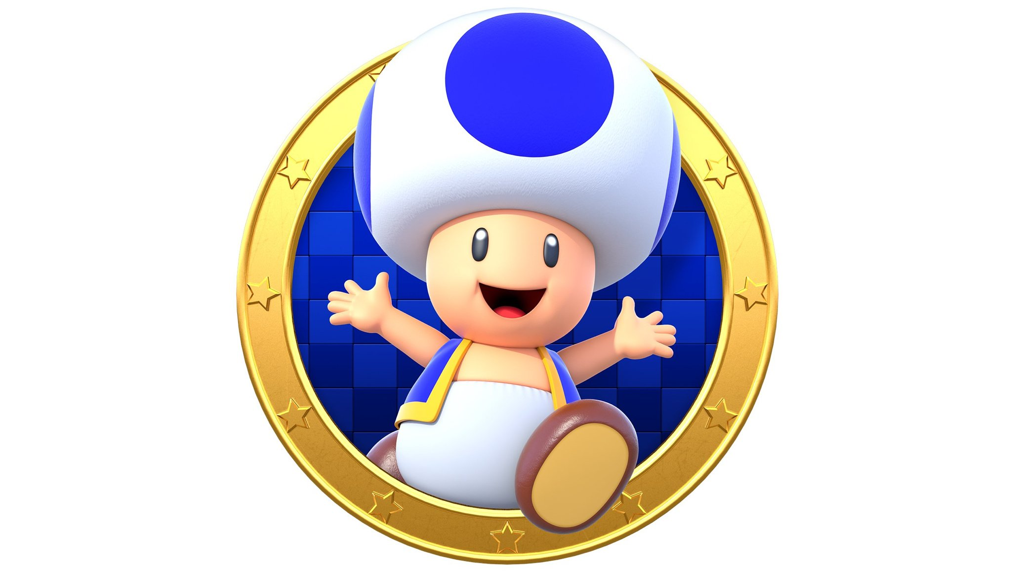 Turns Out Blue Toad Is In New Super Mario Bros U Deluxe After All