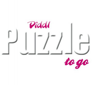 Puzzle to Go Diddl